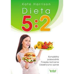 Egz. ekspozycyjny - Dieta 5:2 - Kompletny przewodnik. Przepisy kulinarne.