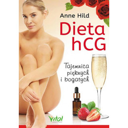 Egz. ekspozycyjny - Dieta hCG. Tajemnica pięknych i bogatych