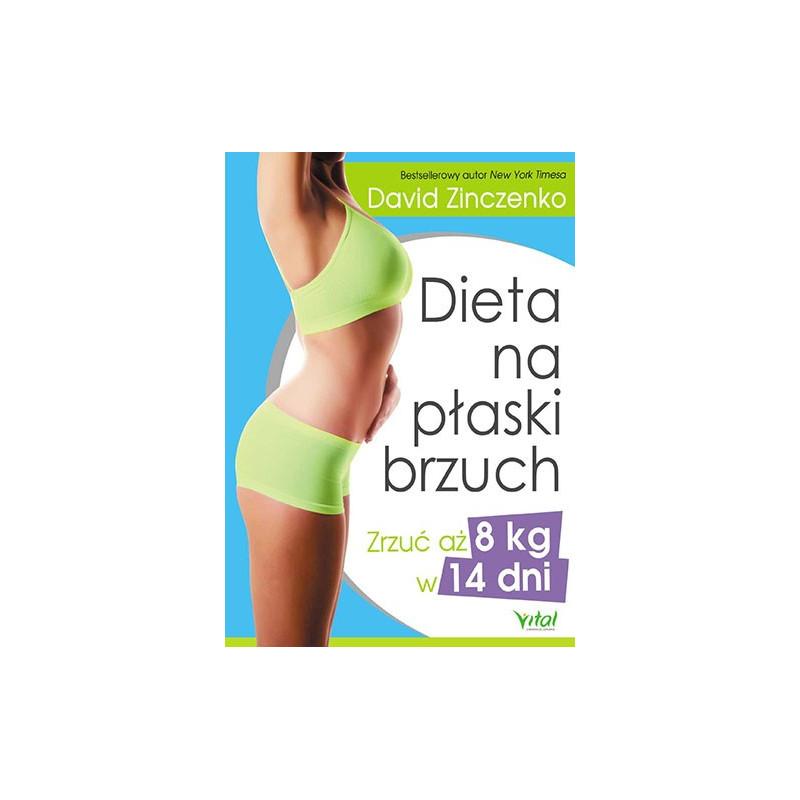Dieta na płaski brzuch. Zrzuć aż 8 kg w 14 dni