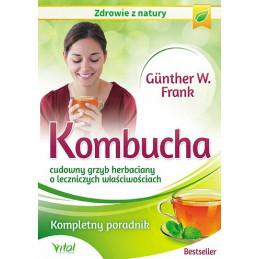 Egz. ekspozycyjny - Kombucha cudowny grzyb herbaciany o leczniczych właściwościach