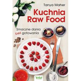 Egz. ekspozycyjny - Kuchnia Raw Food. Smaczne dania bez gotowania