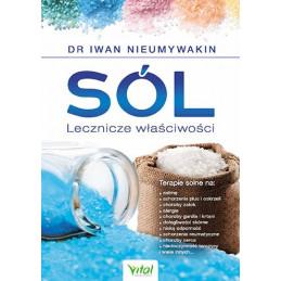 Egz. ekspozycyjny - Sól . Lecznicze właściwości