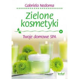 Egz. ekspozycyjny - Zielone kosmetyki. Twoje domowe SPA
