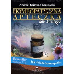 Egz. ekspozycyjny - Homeopatyczna apteczka dla każdego