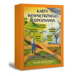 Karty Wewnętrznego Rozpoznania - książka + karty