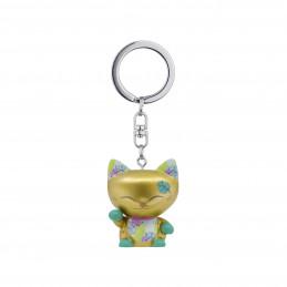 Brelok kotek na szczęście złoty MANI the lucky CAT / MLCK074