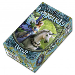 LEGENDS Tarot - karty tarota