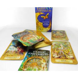 Tarot CHRYSALIS - karty do tarota + książeczka