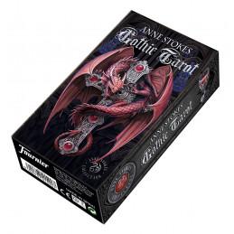 GOTHIC Tarot, Anne Stokes - karty tarota