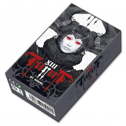 XIII Tarot by NEKRO - karty tarota