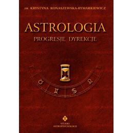 Egz. ekspozycyjny - Astrologia progresje dyrekcje tom - IV oprawa miękka