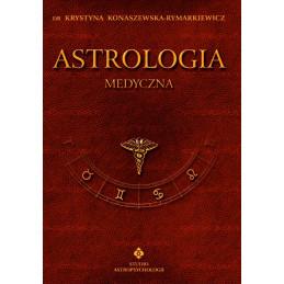 Egz. ekspozycyjny - Astrologia medyczna tom VI - oprawa miękka