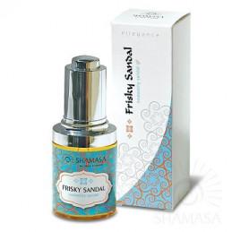 Swawolny Sandał - olejek - naturalne perfumy 30 ml