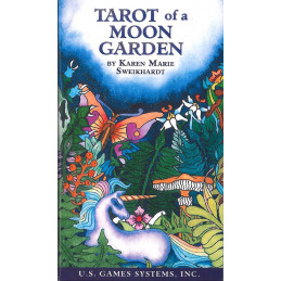 TAROT of a MOON GARDEN - karty tarota