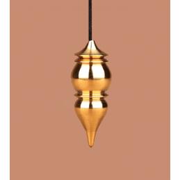 Wahadło Doppelmermet mosiądz - 4,2 cm