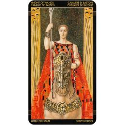 Golden Tarot of KLIMT - karty tarota