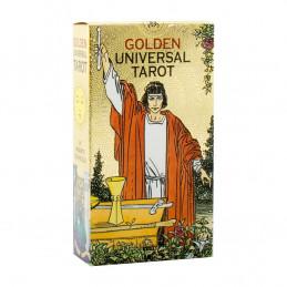 GOLDEN UNIVERSAL TAROT - karty tarota