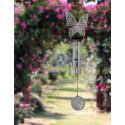 Dzwonek wietrzny MOTYL Woodstock Flourish Chimes™