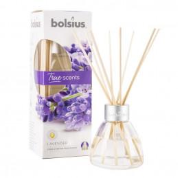Dyfuzor zapachowy LAVENDER True scents (45 ml) BOLSIUS