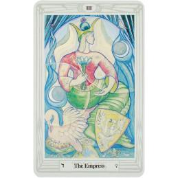 Aleister Crowley THOTH TAROT pocket - karty tarota