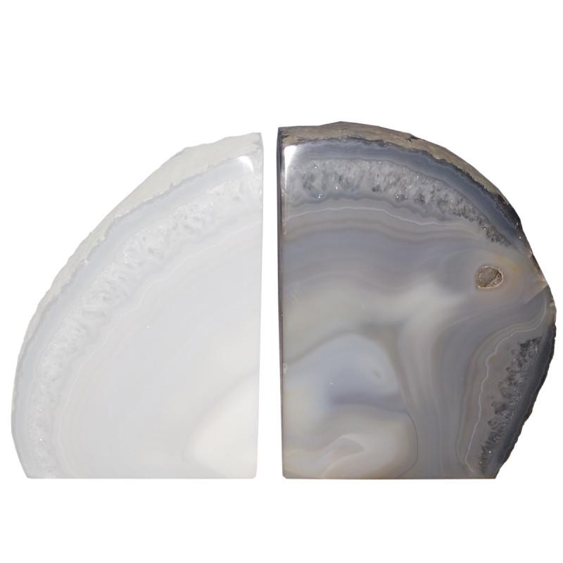 Agat naturalny jakość A - zgład stojący (wzór B) 1,94 kg
