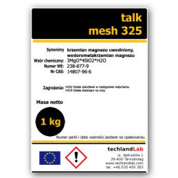 Talk 325 mesh - 1000 g