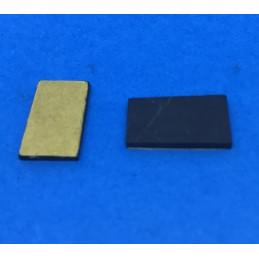 Odpromiennik (neutralizator) do telefonu komórkowego - szungit płytka 25 x 14 mm