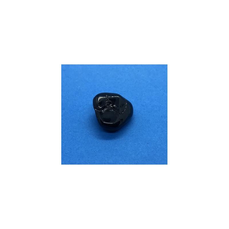 Turmalin - kamień bębnowany 25 x 20 mm