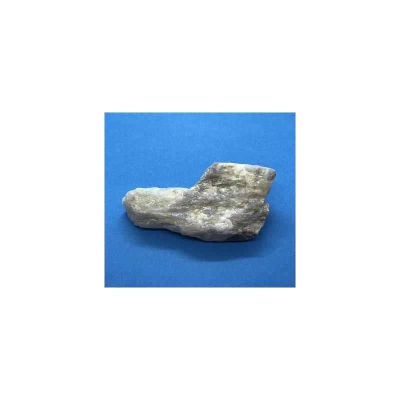 Kamień księżycowy - surowy 85 x 40 x 20 mm waga 88 g