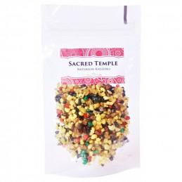SACRED TEMPLE - naturalne kadzidło sypkie (25g)