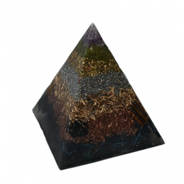 Piramida orgonitowa - Ochrona / Spiritguard - 90 x 90 x 100 mm /218/