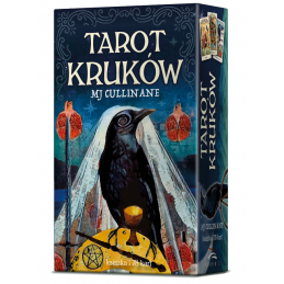 TAROT KRUKÓW, MJ Cullinane (książeczka + karty)