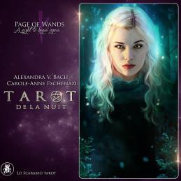 Tarot de la Nuit, Alexandra V. Bach