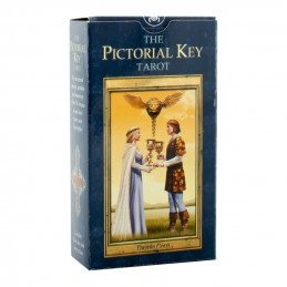 The PICTORIAL KEY Tarot - karty tarota