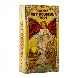 GOLDEN ART NOUVEAU Tarot - karty tarota