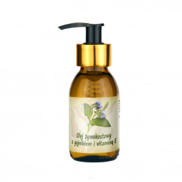 Olej żywokostowy z gojnikiem i witaminą E (100 ml) PROFARM