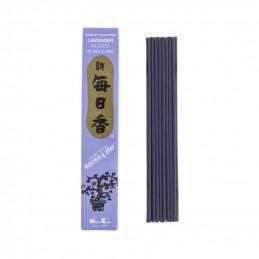 Japońskie kadzidełka MS LAVENDER - Uspokajający zapach lawendy
