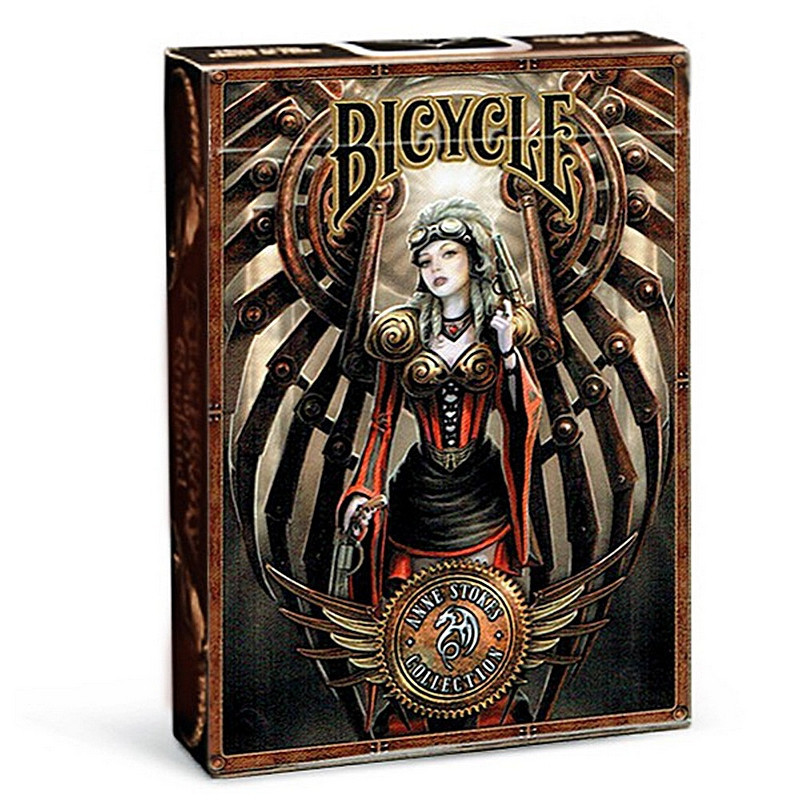 Bicycle: Anne Stokes Collection Steampunk - karty do gry