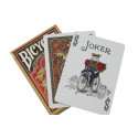 Bicycle: Dragon Back Gold - karty do gry