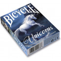 Bicycle: Unicorns by Anne Stokes - karty do gry