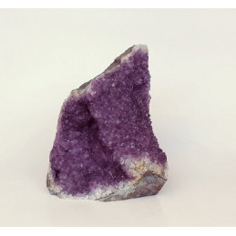 Ametyst geoda - waga 2,23 kg - 19 x 12,5 x 11,5 cm