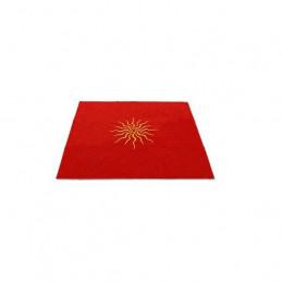 Obrus SUN (velvet, 80 x 80 cm)