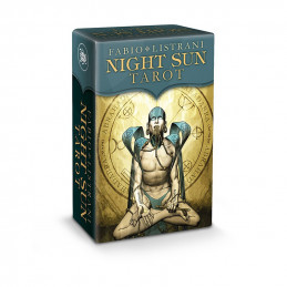 NIGHT SUN Tarot by Fabio Listrani - karty tarota mini
