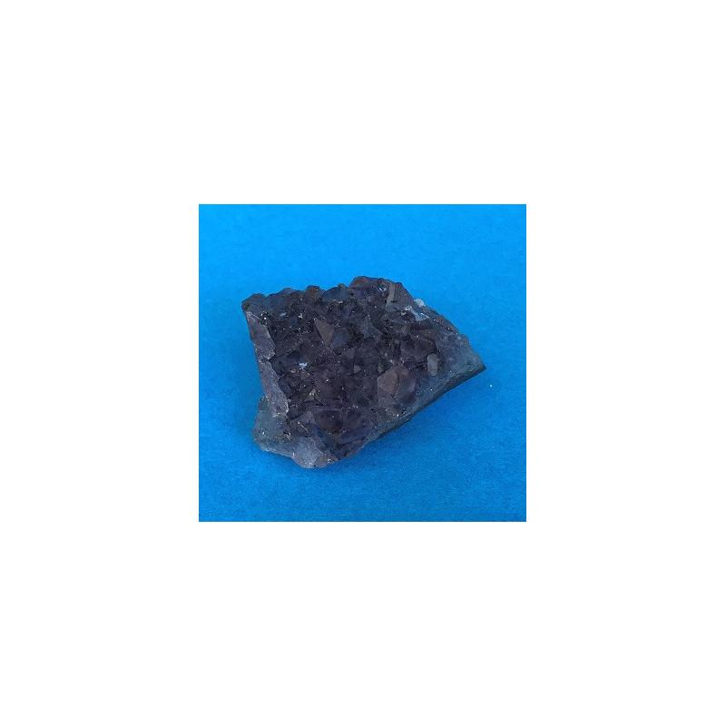 Ametyst szczotka - 30 x 40 mm waga ok. 60 g