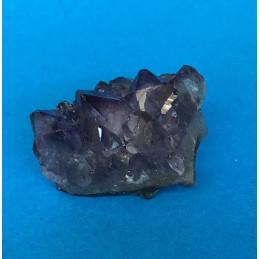 Ametyst szczotka 45 x 25 mm waga ok. 70 g