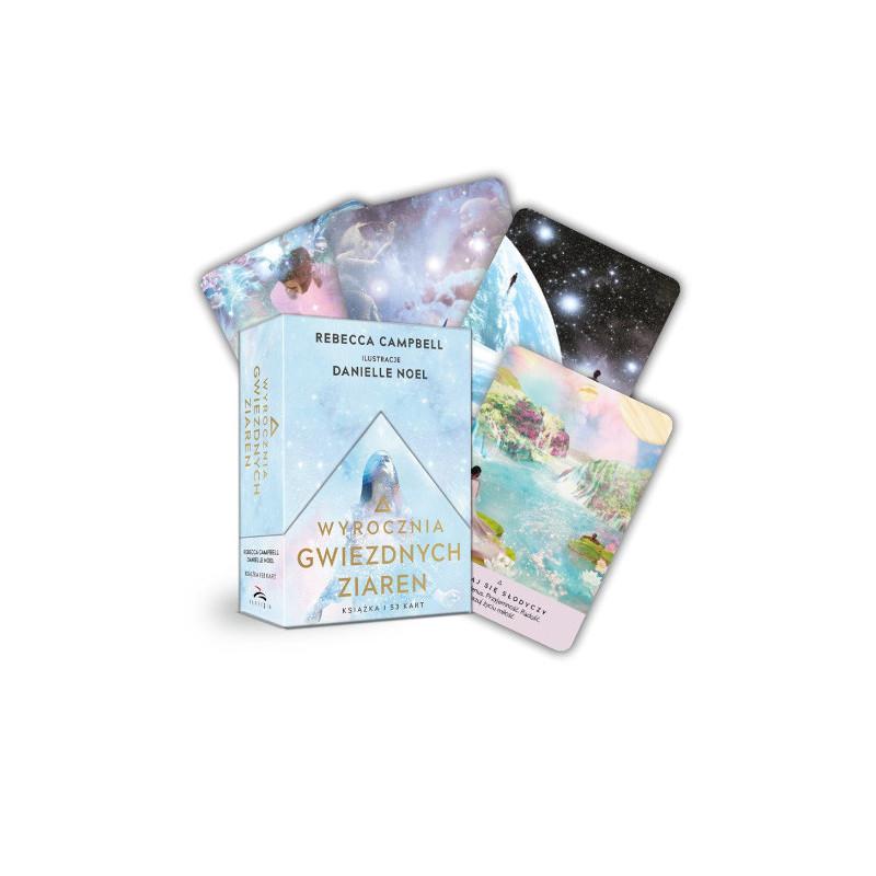 Wyrocznia Gwiezdnych Ziaren (53 karty + książeczka)