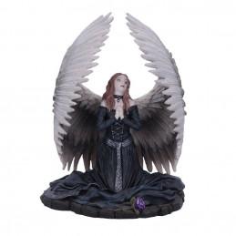 Modlitwa za upadłych - Gotycka figurka Anioła projektu Anne Stokes (23 cm)