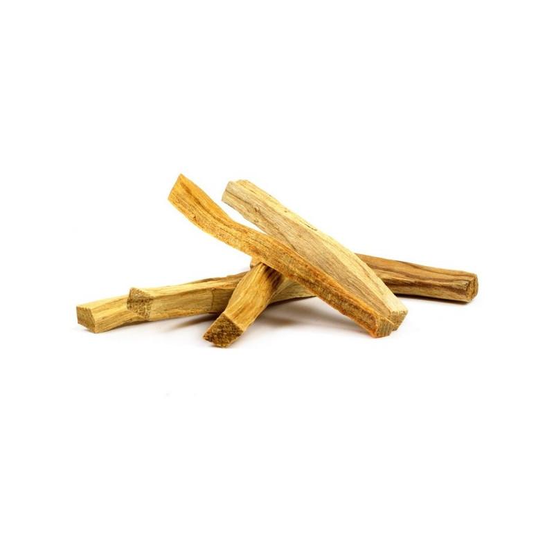 PALO SANTO kadzidło drewniane Bursera Graveolens, święte drzewo Indian (100 g)