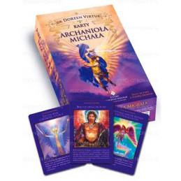 Karty Archanioła Michała – 44 karty + książka