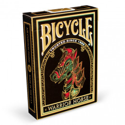 Bicycle: Warrior Horse - karty do gry